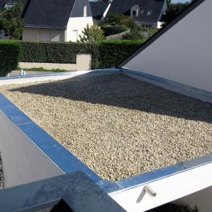 Étanchéité FPO toiture terrasse
